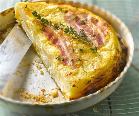 stage de cuisine avec cyril lignac quiche au lard façon tatin recette du chef cyril lignac