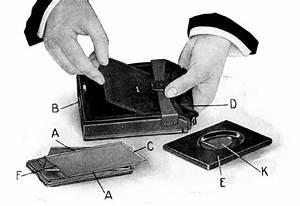 Graflex Cut Film Or Plate Magazines Instructions  User