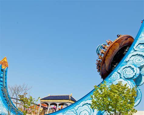 nickelodeon land theme park  blackpool sightseeing