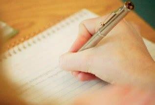 Contoh Surat Izin Sakit Tulisan Tangan Sendiri by Contoh Surat Izin Tidak Masuk Sekolah Yang Benar
