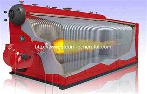 Reliable Steam Boiler, Thermal