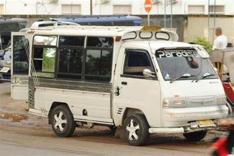 Day dreamer: Public Transportation - Aceh