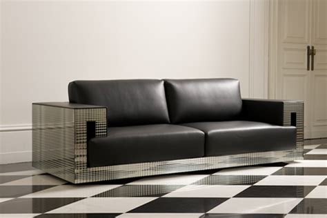 Settee Collection by Versace Sofa Collection