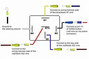 12v 5 Pin Relay Wiring Diagram