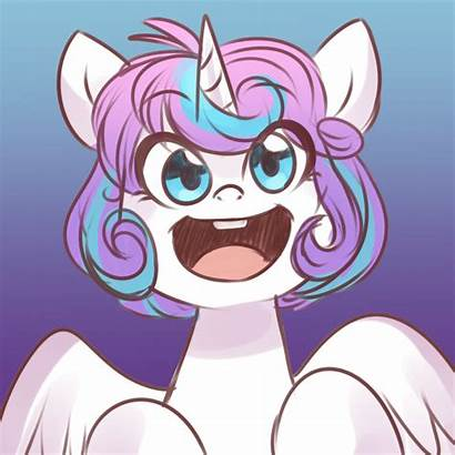 Mlp Fanart Pony Flurry Heart Fan Fanpop