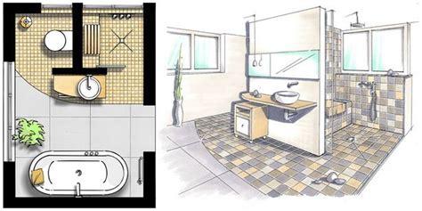 Kleine Badezimmer Beispiele Grundriss by Badezimmer Beispiele 10qm Badezimmer Kleines Bad