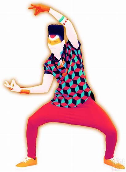 Dance Lean Transparent Icon Justdance Artwork Wiki
