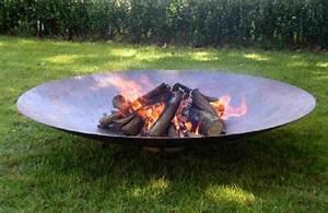 Feuerschale 120 Cm : feuerschalen aus corten stahl online kaufen blumentopf24 ~ Orissabook.com Haus und Dekorationen