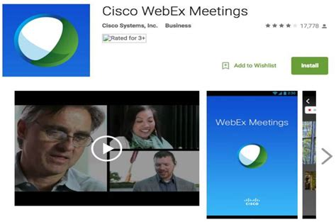 cisco plugs webex for android bug hackbusters