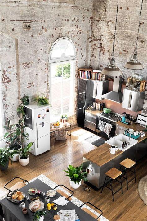 loft kitchen ideas best 25 loft interior design ideas on loft