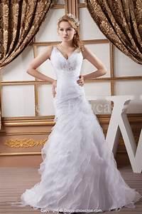 Summer mermaid wedding dressescherry marry cherry marry for Summer wedding dresses