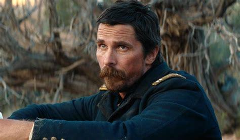 Christian Bale Heads Oscar Season With Hostiles