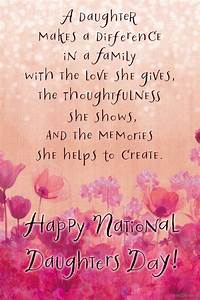 """""""Nat'l... Daughters Day"""