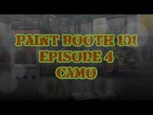NASCAR '14 & '15- Paint Booth 101 Ep. 4 (Camo) - YouTube