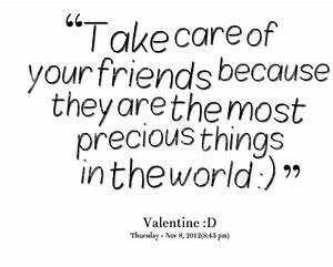 Caring Friend Quotes. QuotesGram