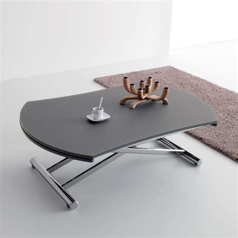 table r 233 glable en hauteur et transformable de design
