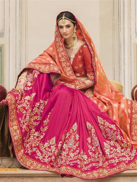 indian wedding saree designs trends 2018 2019