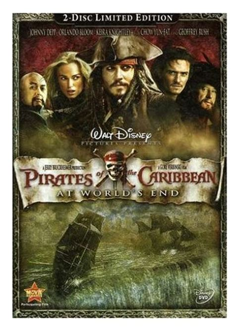 pirates   caribbean  worlds   disc limited
