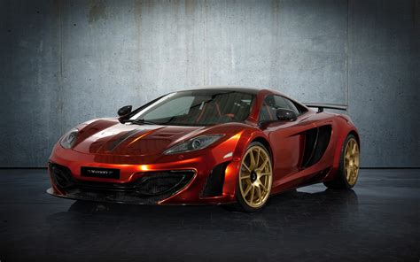 Wallpaper Of Car by 2012 Mansory Mclaren Mp4 12c Wallpaper Hd Car Wallpapers