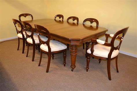 table and 8 chairs antique victorian walnut dining table 8 ft 8 chairs