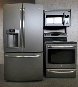 Appliance: Ge Slate Appliances