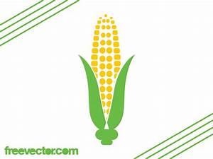 Corn On The Cob Icon Vector Art & Graphics | freevector.com