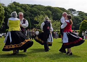 Tynwald Garden Party : Manx Folk Dance Society