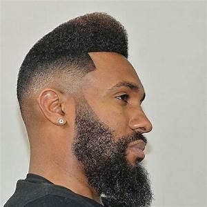 Dégradé Barbe Homme : 1001 id es la coupe courte afro homme femme en 57 mod les ~ Melissatoandfro.com Idées de Décoration