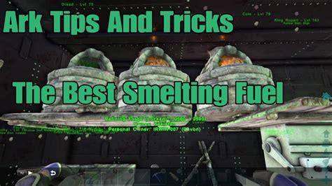 ark survival fuel smelting evolved tricks tips badger gameplay