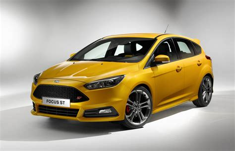 Neuer Ford Focus St by New Ford Focus St 2014