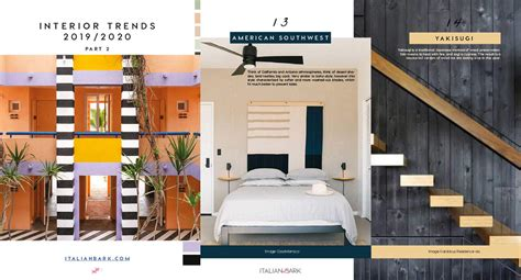 INTERIOR DESIGN TRENDS 2020 New free downloadable guide