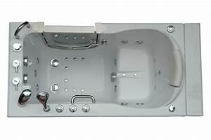 Walk In Hydrotherapy Bathtub