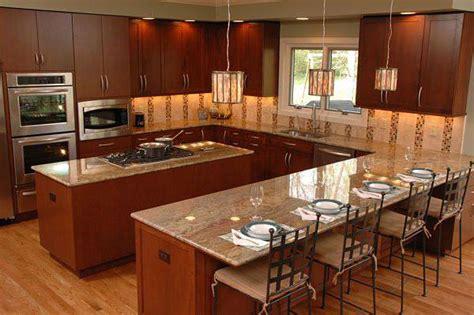 shaped kitchen designs kitchen designs design trends