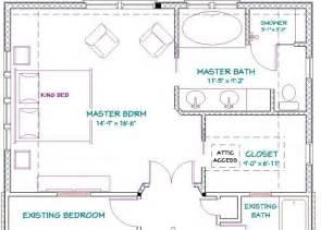 master bedroom and bath floor plans masterbedroom floor plans house plans