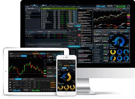 trading platforms trading platform cfd stockbroking cmc markets