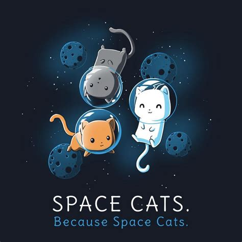 Space Cats – TeeTurtle