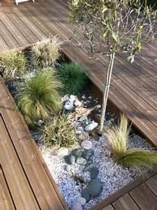 Parterre De Plante : terrasse jardin plantations jardins amenagement jardin et terrasse jardin ~ Melissatoandfro.com Idées de Décoration