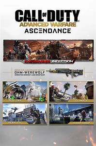 Call of Duty®: Advanced Warfare | Ascendance DLC Game ...