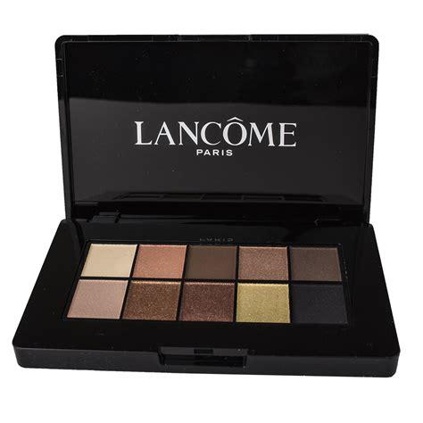 lancome color design lancome color design 10 colors eye shadow palette