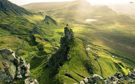 Scotland HD Wallpaper, Background Images