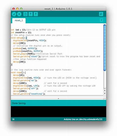 Arduino Reset Println Vs Void Instructables