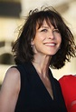 Sophie Marceau on Red Carpet - 28th Cabourg Film Festival ...