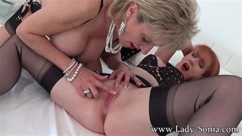 Mature British Lesbians Red Xxx And Lady Sonia 2 Of 2
