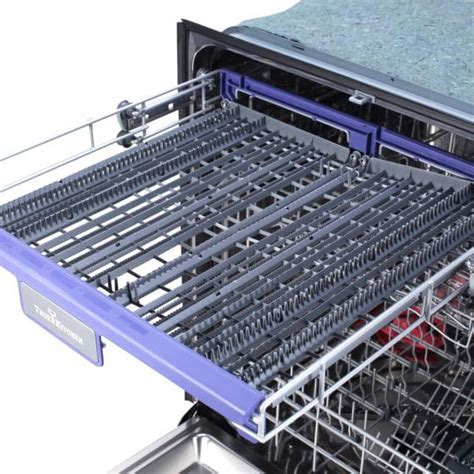 Thor Kitchen HDW2401SS Fully Integrated Dishwasher with