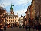Lviv city · Ukraine travel blog