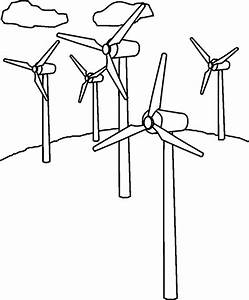 wind power coloring pages coloring pages With wind power
