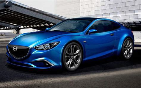 mazda coupe new model 2018 mazda 6 coupe changes and release date