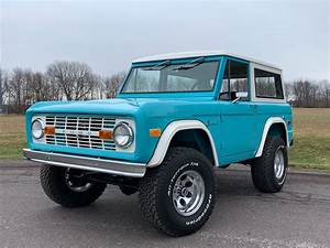 1972 Ford Bronco | Ford Bronco Restoration Experts - Maxlider Brothers Customs