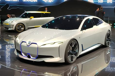 car bmw bmw i vision dynamics concept is this the bmw i5 by