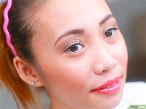 das richtige make up für helle haut das perfekte make up f 252 r helle haut wikihow